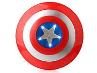 Щит Капитан Америка Escudo с подсветкой 32 см