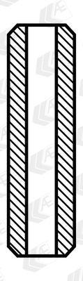 Направляющая клапана OPEL ASTRA F (T92) / OPEL ASCONA C (J82) / OPEL KADETT D 1979-2009 г.