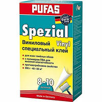 Клей обойный Pufas  Пуфас виниловый 300 гр8-10рул  Прозрачный 2000000019802