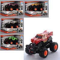 Машинка игрушечная 9911-14  инер, Alloy Deformation Car