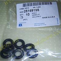 Манжет,кольцо форсунки верхнее на Ланос,Lanos, GM 25169195 Оригинал, фото 1