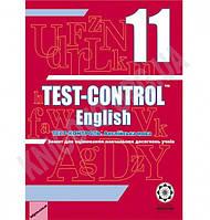 Тест-контроль Англійська мова 11 клас Авт: Ходаковська О. Вид-во: Весна
