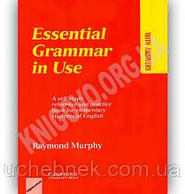 Essential Grammar in Use Грамматика английского языка для начинающих Красный Авт: Мёрфи Р. Изд-во: Cambridge