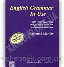 English Grammar In Use Грамматика английского языка для студентов Синий Авт: Мёрфи Р. Изд-во: Cambridge
