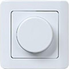 ВСР10-1-0-ГБ Светорегулятор поворотный (белый)