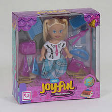 Кукла K 899-88 (192/2) аксессуары, в коробке