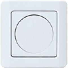 ВСРн10-1-0-ГБ Светорегулятор нажимной (белый)