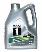Синтетическое моторное масло Mobil 1 0W-20 Advanced Fuel Economy 152043