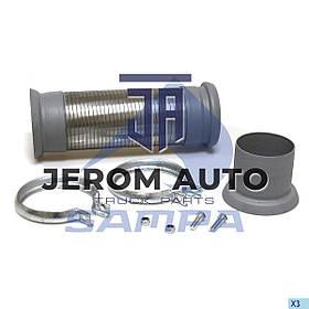 Ремкомплект вихлопної труби Mercedes d95x295 \010.662/1
