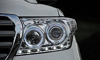 Фары передние Toyota Land Cruiser 200 Рестайлинг