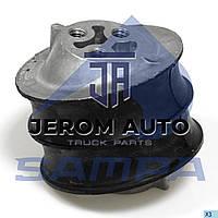 Подушка двигателя (d110x121 mm) SCANIA \1469277 \ 040.160/2