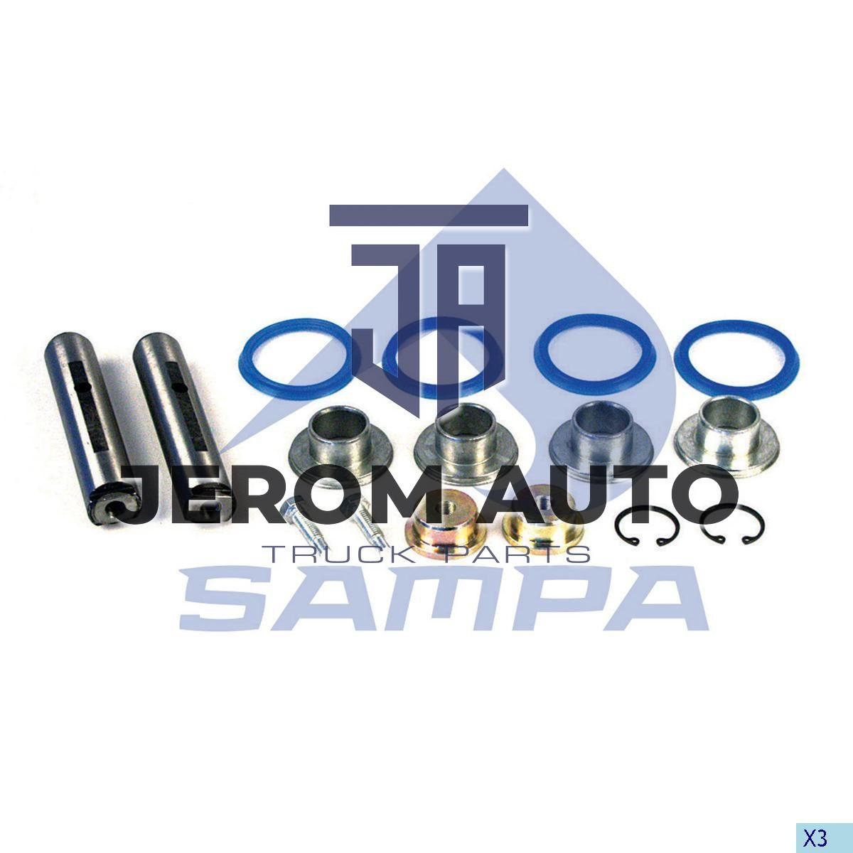 Ремкомплект стабилизатора кабины DAF 65.75.85CF (d25x130) \050.511/A
