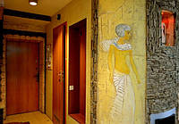 """Своя 2х комнатная квартира """" Egypt style"""" в египетском стиле."""