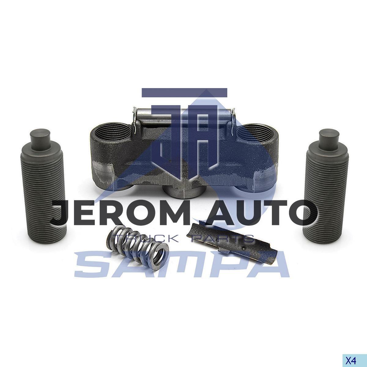Ремкомплект суппорта KNORR BREMSE \095.824/2