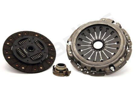 Комплект сцепления PEUGEOT 807 (E) / PEUGEOT 406 (8B) / LANCIA ZETA (22_) 1994-2011 г.