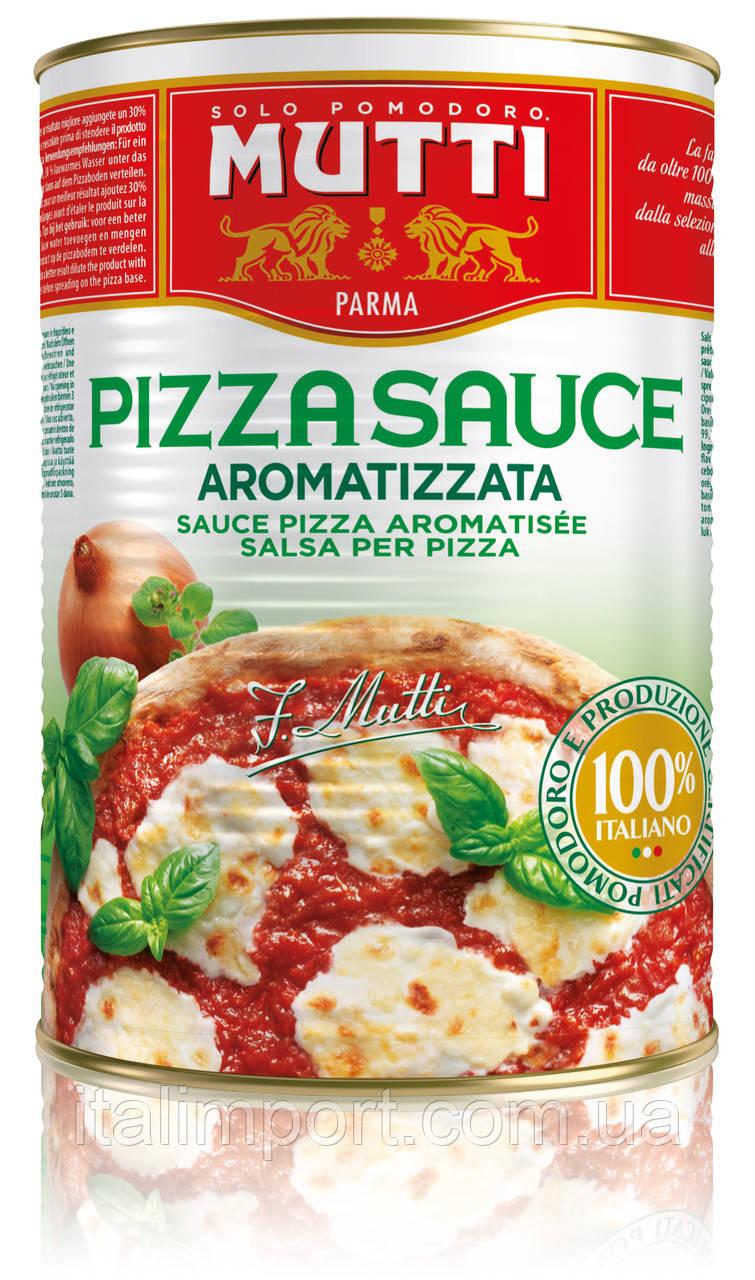 Соус для пиццы с пряностями Mutti 4100г