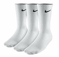 Высокие белые носки Nike