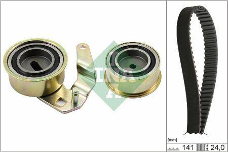 Комплект (ремень + ролики) HOLDEN CALIBRA (YE) / OPEL VECTRA A (J89) 1984-1998 г.