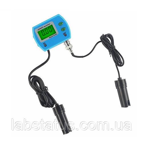 Комбинированный pH/EC метр pH/EC-9853
