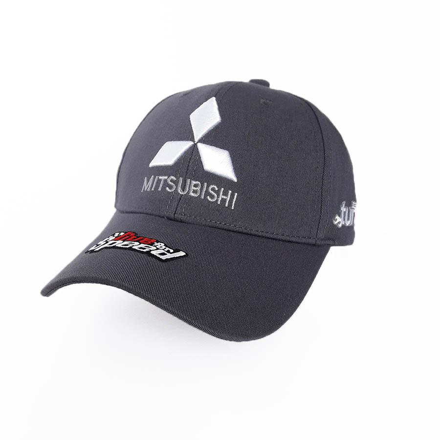 Автомобильная бейсболка Mitsubishi Sport Line - №3699