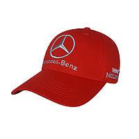 Бейсболка с логотипом Mercedes-Benz Sport Line - №4816