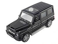 Іграшкова машинка Mercedes Benz G65 AMG 1:32 Gelenvagen amg g63 Чорний