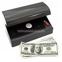 Ультрафиолетовый детектор валют