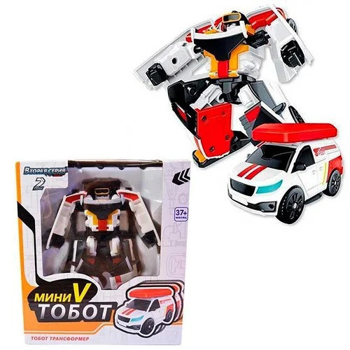 888-7  Тобот-Трансформер