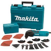 Многофункциональный инструмент реноватор Makita TM3000CX3