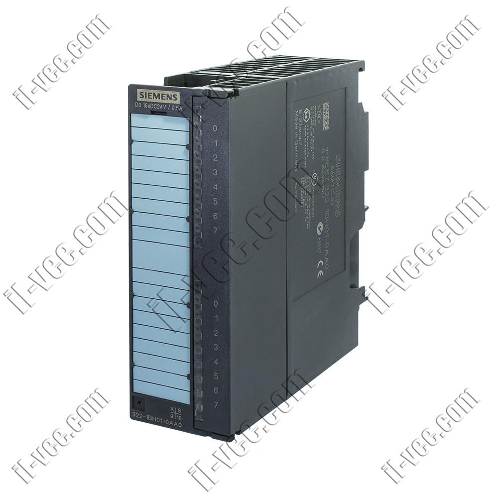 Модуль вывода дискретных сигналов SM322 Siemens 6ES7322-1BH01-0AA0