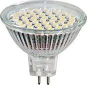 Лампа светодиодная LB-24 MR16 G5.3 230V 3W 44LEDS 2700/4000/6500K