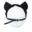 Маска кошки LOVECRAFT черная, фото 4