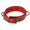 Ошейник LOVECRAFT размер S красный, фото 4