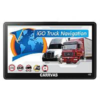 Навигатор CARRVAS 7 с картами EUROPE для грузовиков (car_gpc7tr), фото 1