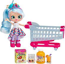 Shopkins Кукла Шоппи Крисси 57465 Real Littles Shopp'n Cart Pack