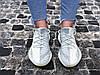 "Кроссовки женские Adidas Yeezy Boost 350 V2 ""Cloud White Reflective"" (Размеры:40,41), фото 5"