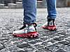 "Кроссовки мужские Nike React Runner Mid WR ISPA ""White Light Crimson"" (Размер:42,43), фото 2"