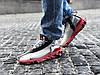 "Кроссовки мужские Nike React Runner Mid WR ISPA ""White Light Crimson"" (Размер:42,43), фото 3"