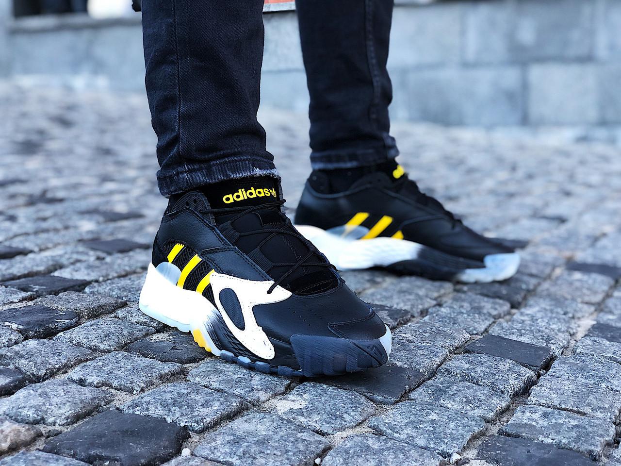 Кроссовки мужские Adidas StreetBall (Размеры:41,42,44)