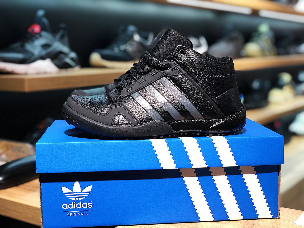 Кроссовки зимние Adidas Daroga (Размеры:39,40,41,42,43) / NKR-1748