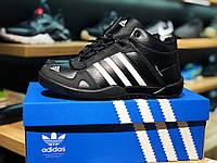 Кроссовки зимние Adidas Daroga (Размеры:39,40,41,43) / NKR-1749