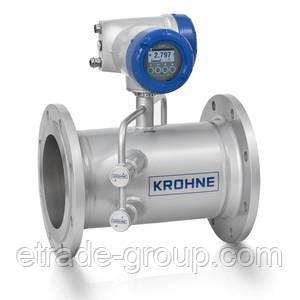 Ультразвуковые расходомеры Krohne