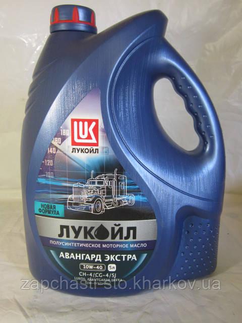 Дизельное масло 10W-40 Лукойл АВАНГАРД ЭКСТРА CH-4 5л