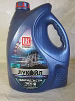 Дизельное масло 10W-40 Лукойл АВАНГАРД ЭКСТРА CH-4 5л, фото 1