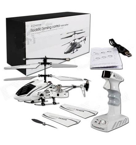 Игрушечный вертолет на радиоуправлении, фото 2