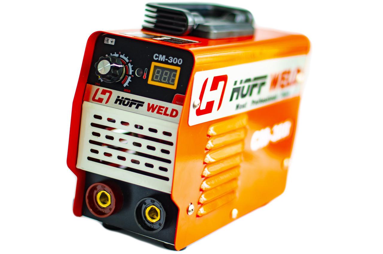 Інверторний зварювальний апарат Hoff CM-300 Most Professional Tools (Гарантія 60 місяців)
