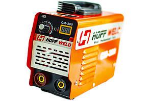 Инверторный сварочный аппарат Hoff CM-300 Most Professional Tools (Гарантия 60 месяцев)
