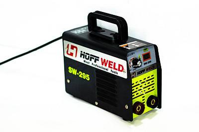 Инверторный сварочный аппарат Hoff SW-295 Black (Most Professional Tools)