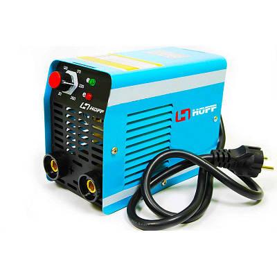 Инверторный сварочный аппарат Hoff AC-260 Blue (Most Professional Tools)