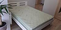 Ліжко односпальне, масив деревини сосна, 120*200
